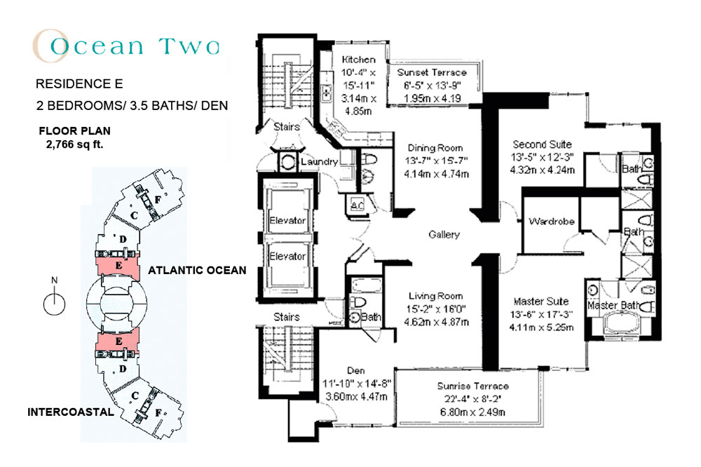 Ocean Two Sunny Isles for sale. Rent Sunny Isle Apartments