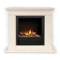 Roma Electric Mist Fireplace