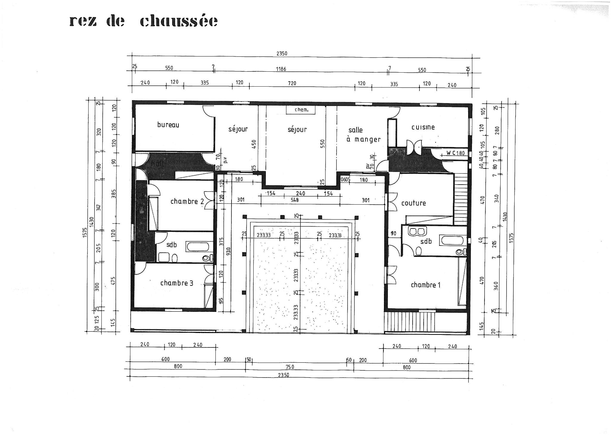 amazing best plan de masse d une maison maison moderne with plan d une maison moderne with plan de masse maison gratuit