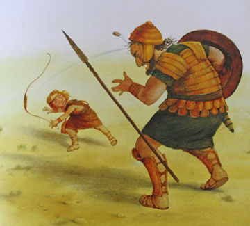 Image result for David en goliath