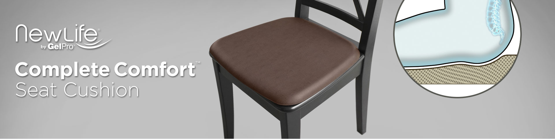 chair pad foam red leather reception chairs high density seat cushion ergonomic constructed with energy return used in gelpro s newlife comfort mats the complete is extra supportive so your weight properly