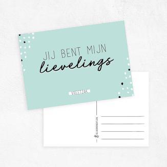jijbentmijnlievelings-vreetzak-geluksbrengertje-complimentkaart