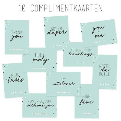 set-van-10-complimentkaarten-geluksbrengertje
