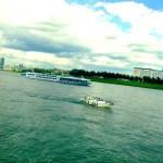 Kölner Leben: Am Rheinauhafen