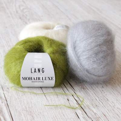 Lang Yarns Mohair Luxe