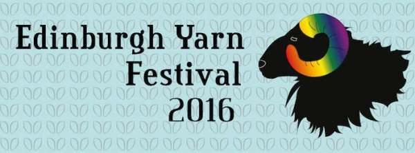 Edinburgh Yarn Festival 2016 Banner
