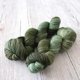 Knit Happens Pappelgruen
