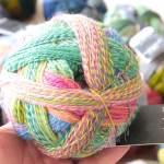 Schoppel Crazy Zauberball – schöne neue Farben