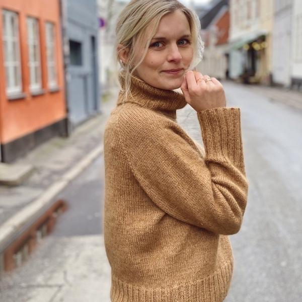 Petiteknit Caramelsweater