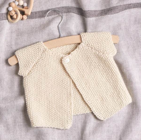 Erika Knight Stitch Cardigan