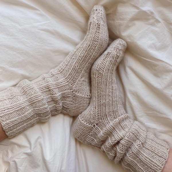 Petiteknit Sunday Socks
