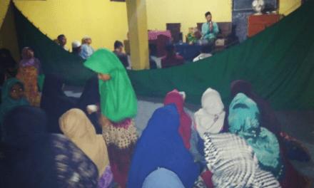 Antusiasme Warga Kampung Pencut Sambut Peringatan Maulid Nabi Muhammad SAW
