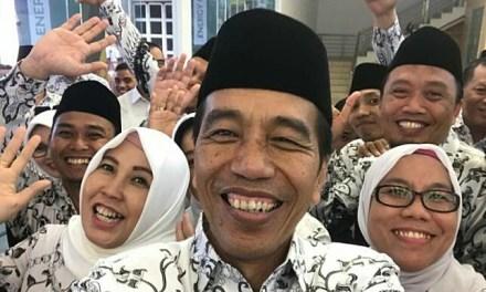 Jokowi: Profesi Guru Tidak Bisa Digantikan Mesin