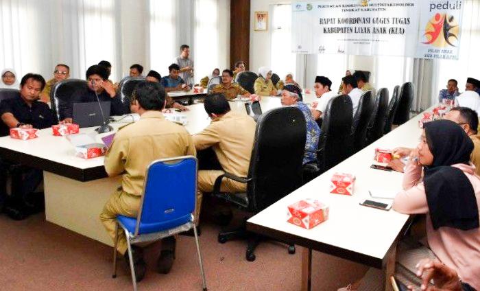 Kab. Tasikmalaya Siap Jadikan Kabupaten Ramah Anak