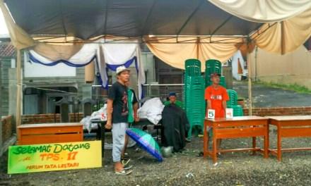 Warga Perum Tata Lestari TPS 17, Siap Sukseskan Pemilu Tanpa Money Politik