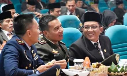 DPRD Kabupaten Tasikmalaya Gelar Rapat Paripurna Terkait Pidato Kenegaraan Presiden RI 2019