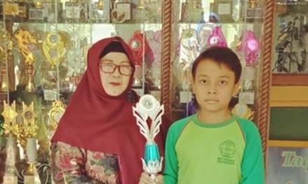 Siswa SDN 1 Sukamaju Raih Juara 1 Open Tournament Walikota Cup 2019