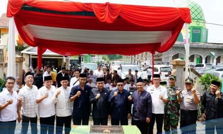 Sekda Kabupaten Tasikmalaya Resmikan Gedung Baru Kecamatan Sukarame