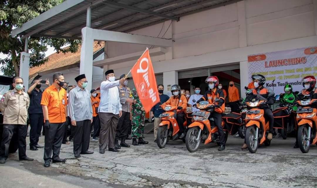 2770 Paket Banprov Senilai Rp. 500 Siap Disalurkan di Kota Tasikmalaya