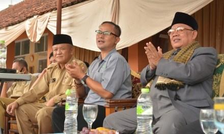 Apel dan Pekan Ta'aruf Ponpes Nurul Hidayah Bojongnangka Berlangsung Khidmat
