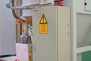 自動塗裝ブースシステム - Gema Switzerland GmbH