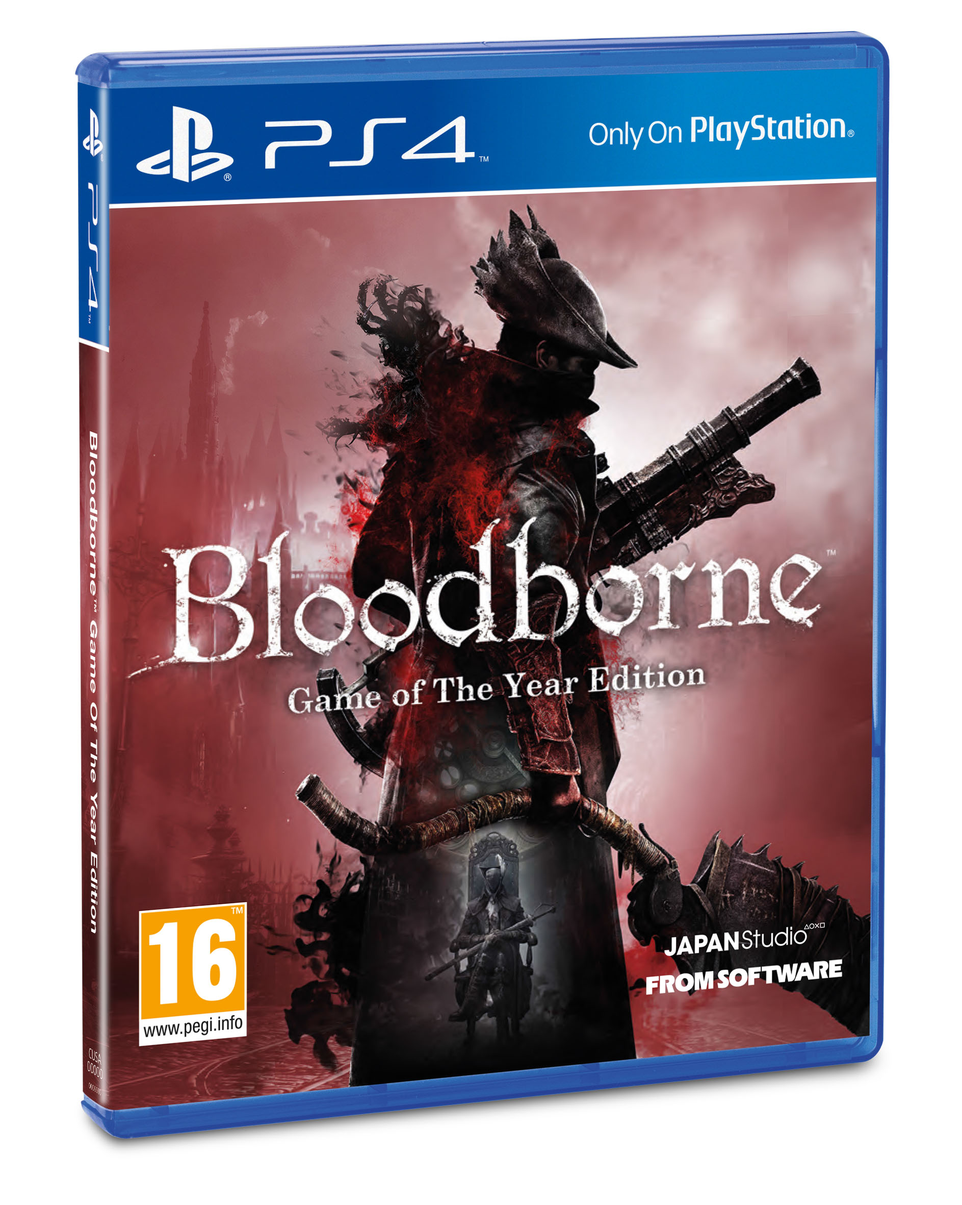 Bloodborne: Game of the Year Edition announced for Europe - Gematsu
