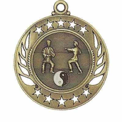 High End Marital Arts Medal