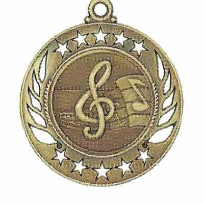 High End Music Medal