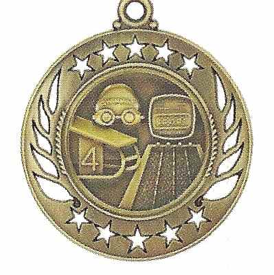 High End Swimming Medal
