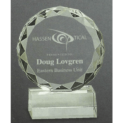 Glass Trophies | Gem Awards
