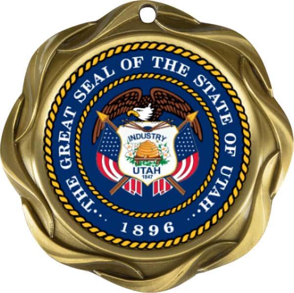 Custom Medals | Custom Insert Medals | No Minimums | Gem Awards