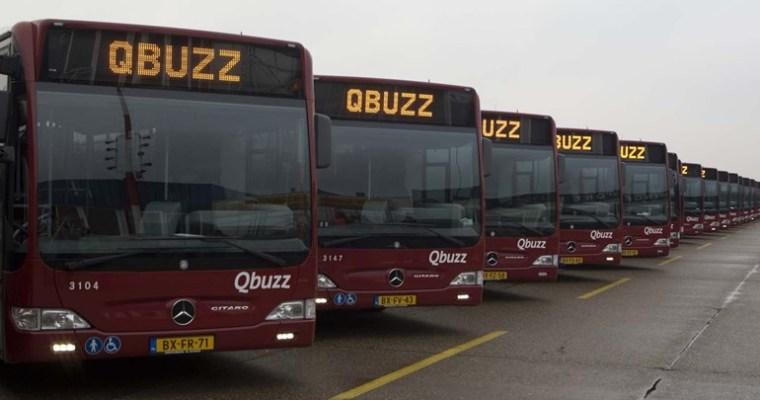 Qbuzz dienstregeling en haltes