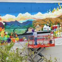 Morgan Hill Mural