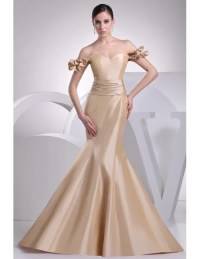 Sexy Off Shoulder Body Fitted Mermaid Formal Dress #OP4207 ...