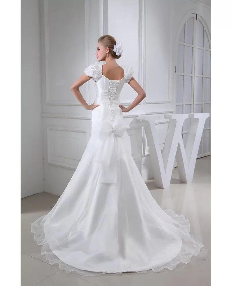Pretty Wedding Dresses Sleeves