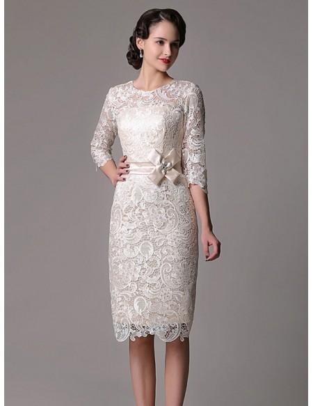 Mature Woman Wedding Dresses