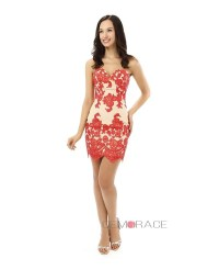 Sheath Sweetheart Knee-length Prom Dress #YH0068 $120 ...