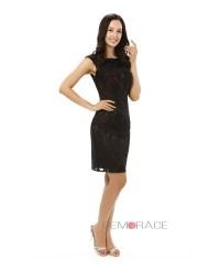 Sheath Scoop Knee-length Prom Dress #YH0092 $131 ...