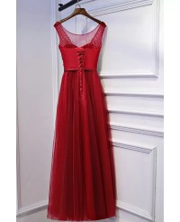 Cute Sparkly Silver And Red Long Party Dress Sleeveless # ...