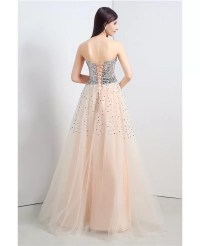Corset Dress Prom Back