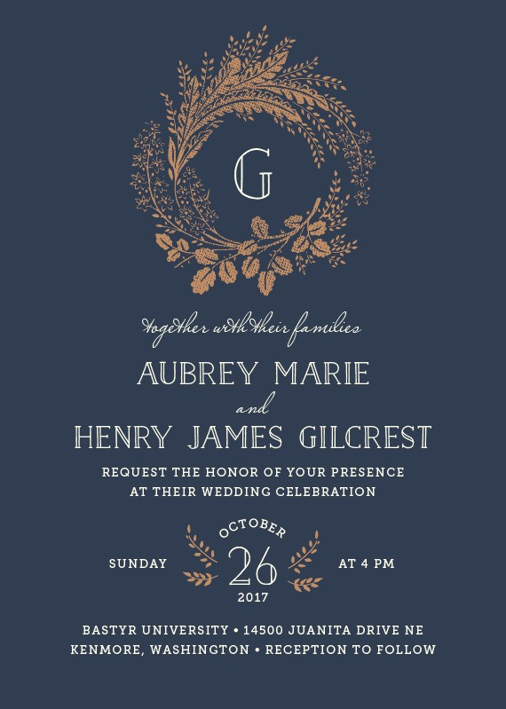 Get Inspired From 10 Wedding Invitation
