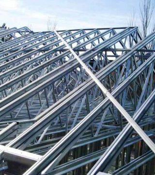 harga atap baja ringan zinc rangka gemilang jaya steel supplier material bangunan