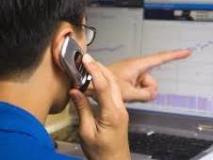 man on phone call
