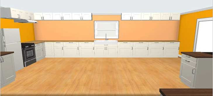 Virtual Room Designer Free Kitchen