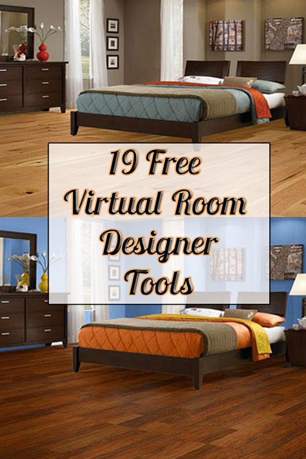 Virtual Bedroom Designer