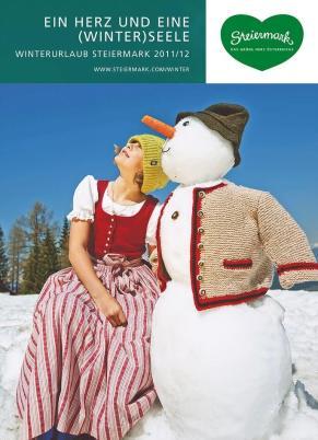 Steiermark Tourismus Wintermagazin 2011/2012