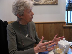 An Intervention with Muriel Wilson