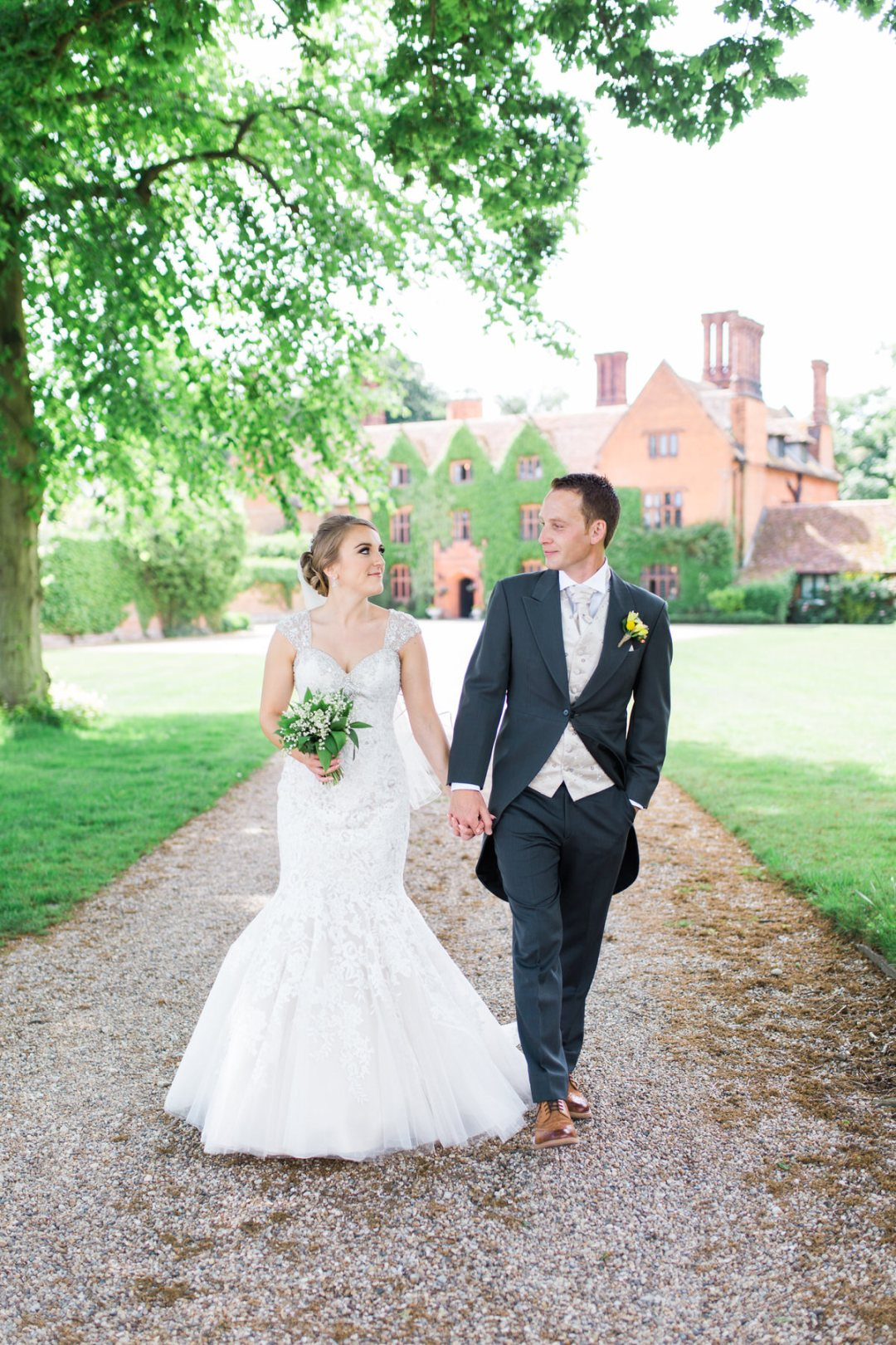Woodhall Manor wedding photographer