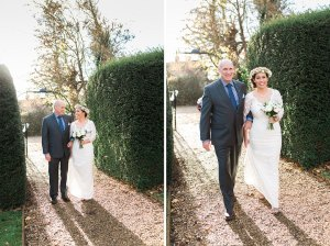 Mersea Island church wedding