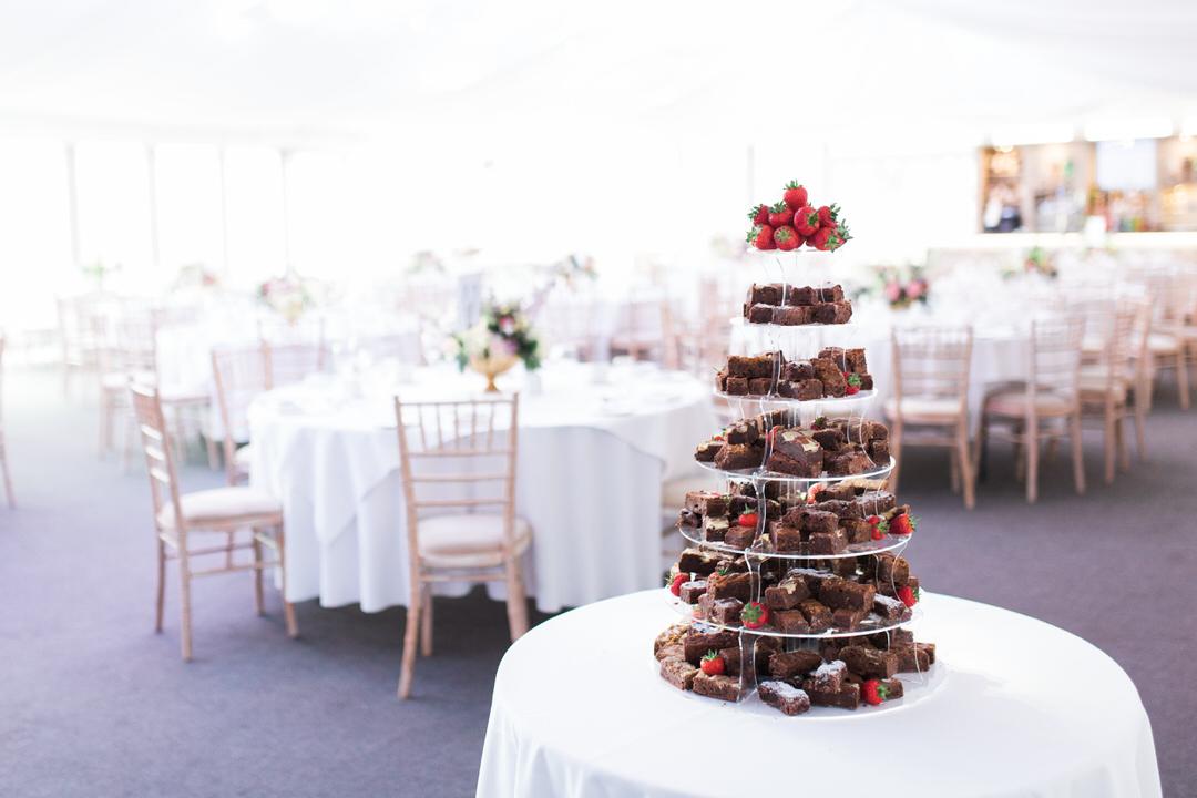 braxted park wedding cake
